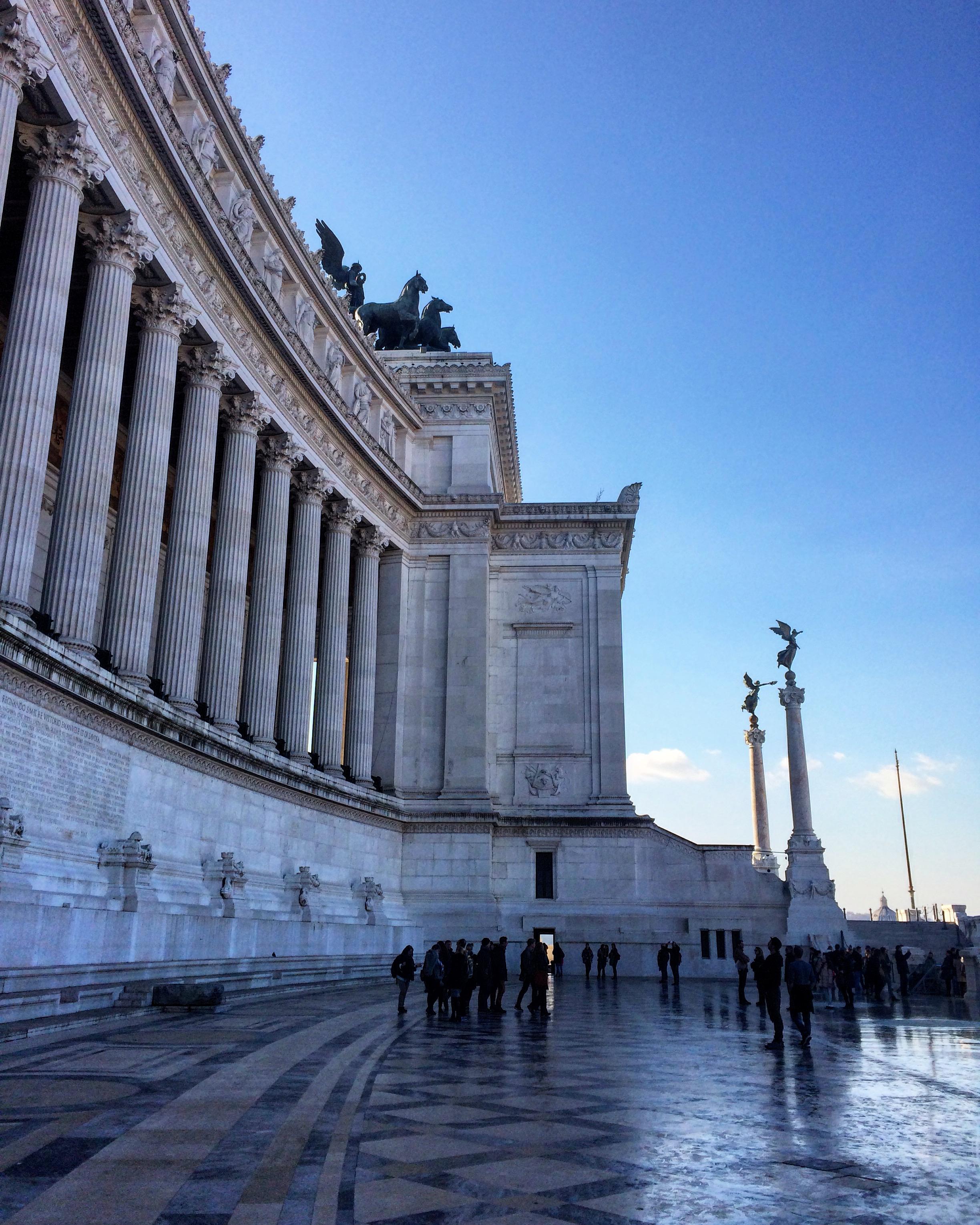 rome-altare-della-patria-monument